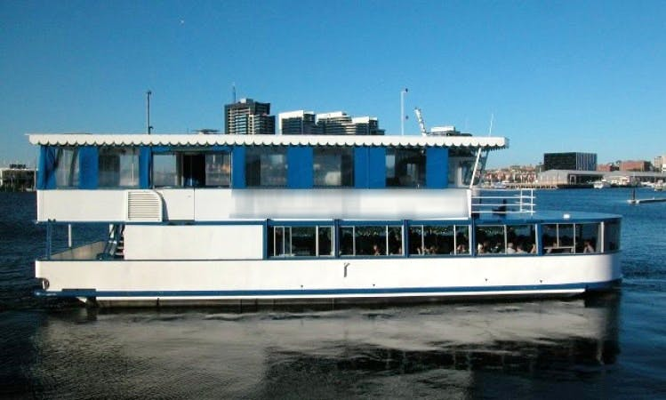 "Hire ""Carol Dee"" Party Cruise in Docklands, Victoria"