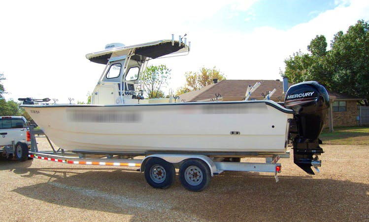 AmeraCat Boat Fishing Trips & Charters in Pottsboro
