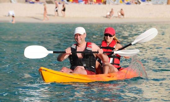 Rent A Double Kayak In Ras Al-khaimah, United Arab Emirates