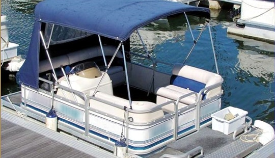 Explore Sanctuary Cove Canals On 2005 Manitou Party Pontoon