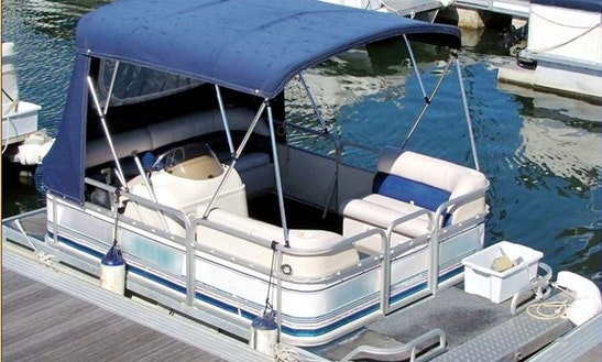 Explore Sanctuary Cove Canals On 2005 Manitou Party Pontoon