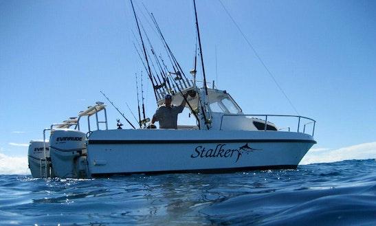 Deep Sea Action, Tiger Fishing, Big Bass Or Fly Fishing In Kwazulu-natal, South Africa