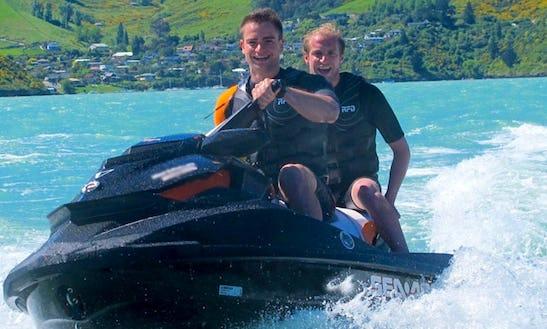Jet Ski Adventures In New Zealand