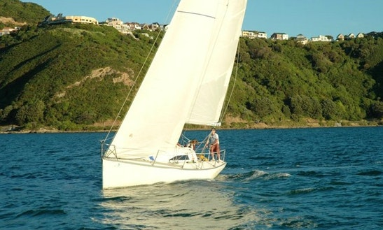 Keelboat Sailing Courses In Wellington, New Zealand
