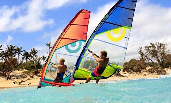 Windsurfing Lessons In Auckland