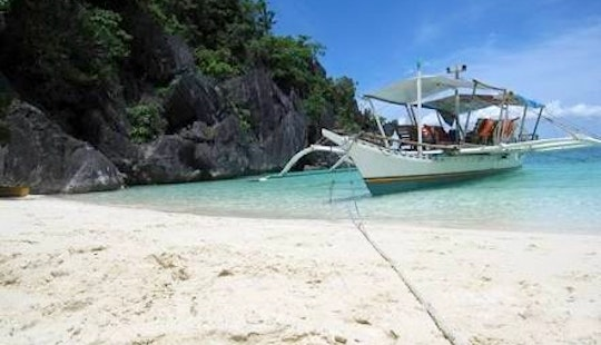 Enjoy Sightseeing In Coron, Philippines