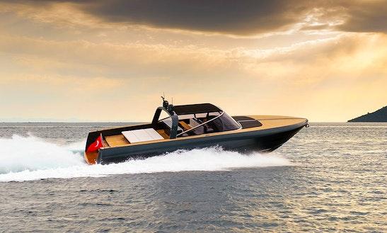 Charter Alen 68 Motor Yacht In İstanbul, Turkey