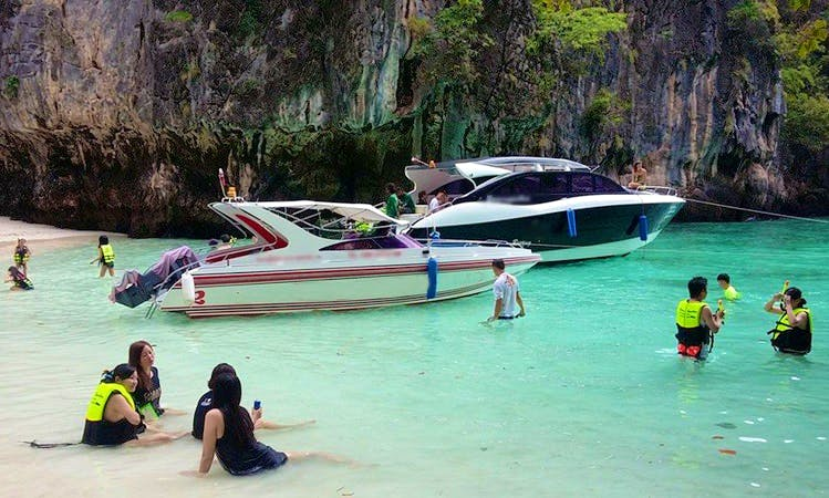 Speed Boat Private Tour in Koh Phi Phi & Railay, Krabi