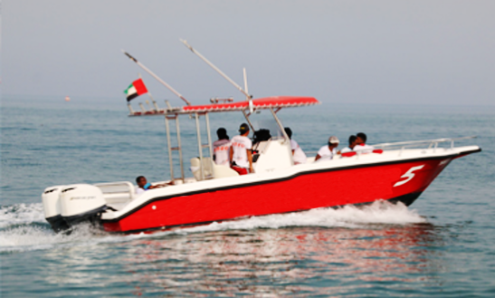 Exciting Sportfishing Adventure In United Arab Emirates For 4 People!