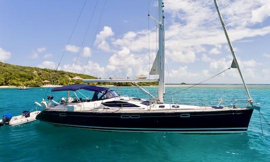 Sloop Rental In British Virgin Islands