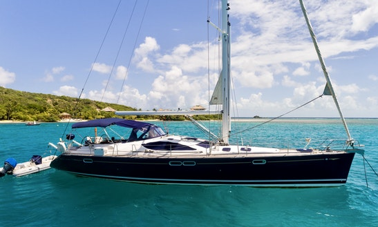Sloop Rental In British Virgin Islands