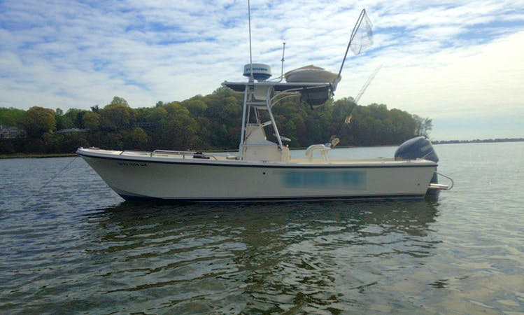 Enjoy Fishing In Sandy Hook New Jersey With Captain Kevin