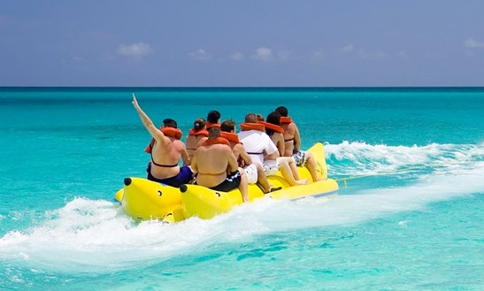 Enjoy Tubing In Muharraq Governorate, Bahrain