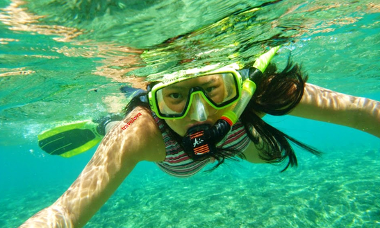 Enjoy Snorkeling In Tanjung Benoa