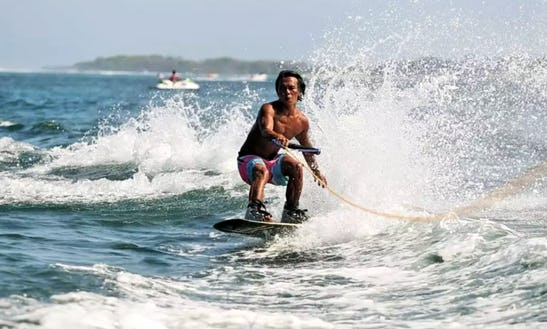 Enjoy Wakeboarding In Tanjung Benoa