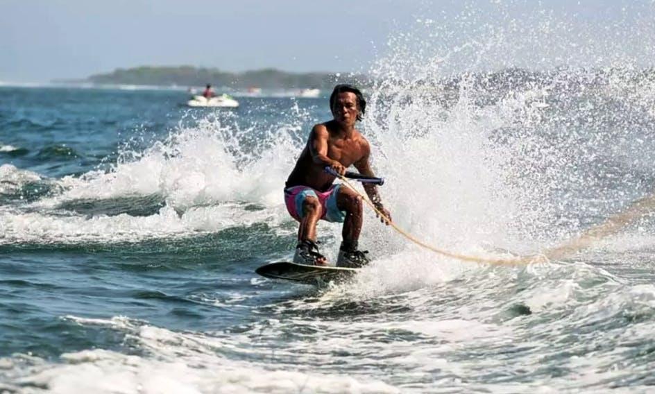 Enjoy Wakeboarding in Tanjung Benoa, Bali