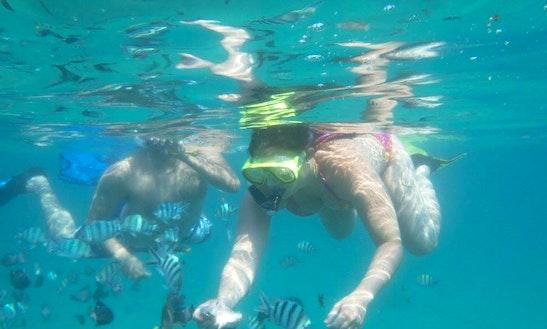 Enjoy Snorkeling In Denpasar Selatan, Indonesia