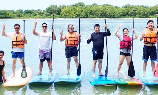 Rent A Stand Up Paddleboard In Denpasar Selatan, Indonesia