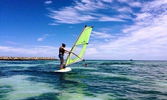 Enjoy Windsurfing Lessons In Maafushi, Maldives