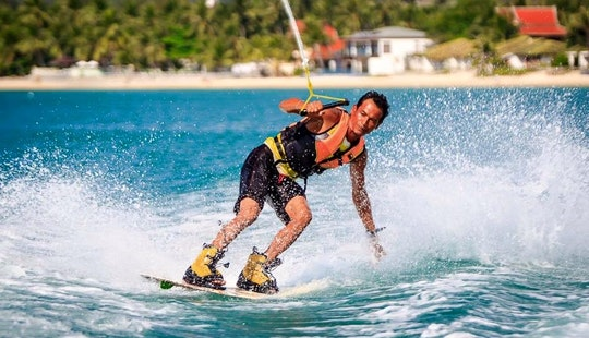 Every Try Wakeboarding? Take A Ride With Us In Ko Samui, Thailand