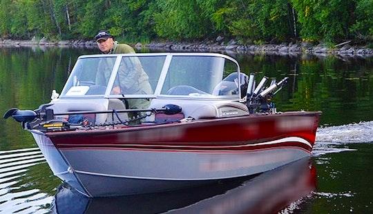 Tracker Targa V-18 Combo Fishing Trips In Finland