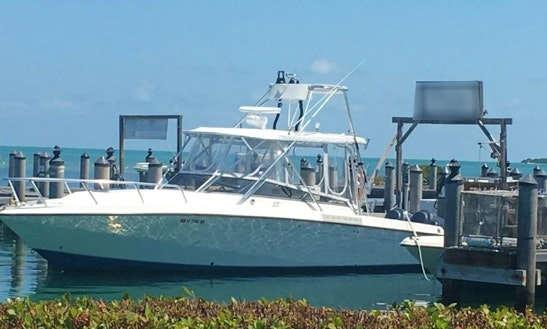 Fishing Charter On 35' Contender Side Console In Marathon, Florida
