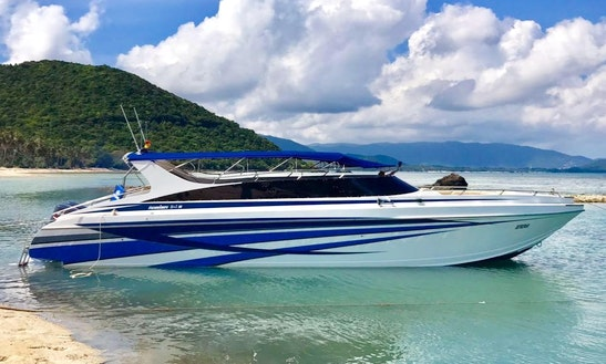 Charter Private Speed Boat In Ko Samui, Thailand
