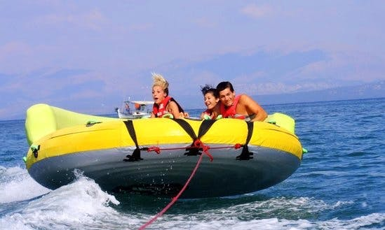 Enjoy Tubing in Punjab, Pakistan