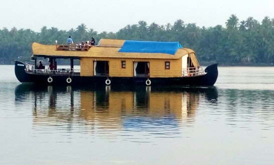 Charter A Houseboat In Kerala, India