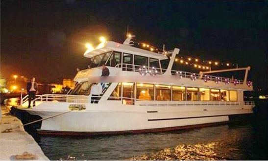 Moonlight Boat Cruise Trips In Turkey