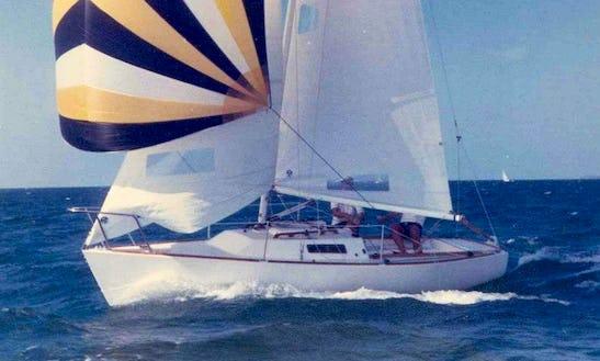 Charter Scotch Bonnet Cruising Monohull In North Sound Estates, Cayman Islands