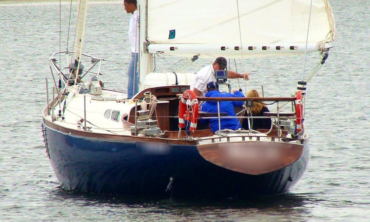 Start Sailing Adventure from Knysna, Western Cape, South Africa