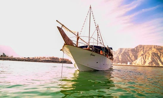 Charter A Gulet In Khasab, Oman