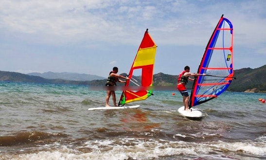 Windsurfing In Turkey