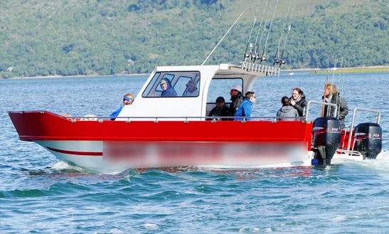 Deep Sea Fishing Charters Knysna