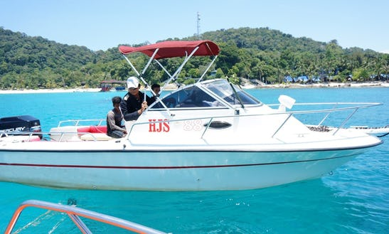 Deck Boat Rental In Kota Bharu