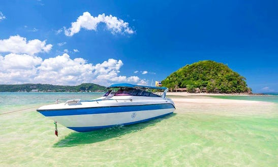 Speedboat Rental In Phuket