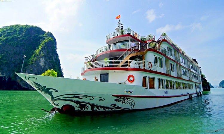 Charter Huong Hai Sealife - 5 Stars Passenger Boat in Hanoi, Vietnam
