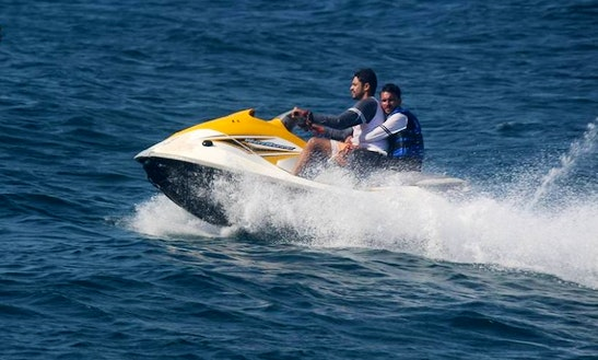 Rent A Jet Ski In Karachi, Pakistan