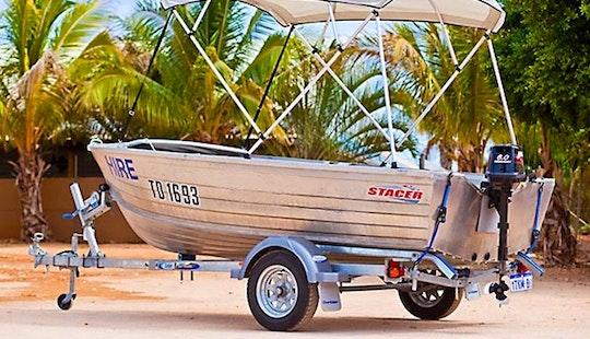 Rent 13' S6 Stacer Dinghy In Gelorup, Australia