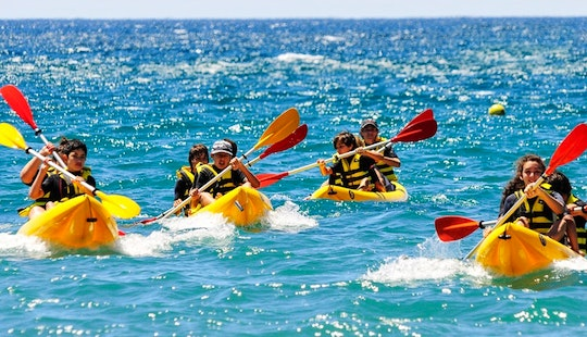Kayak Rental & Lessons In Puerto Madryn, Argentina