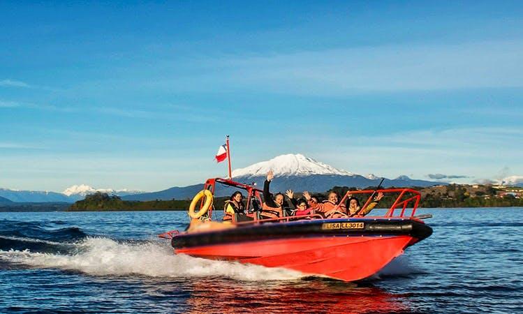 Speedboat City Tour in Puerto Varas, Chile