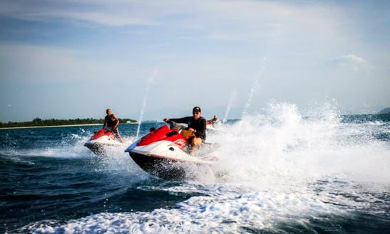 Don't Miss Out On Your Chance To Jet Ski In Ko Samui