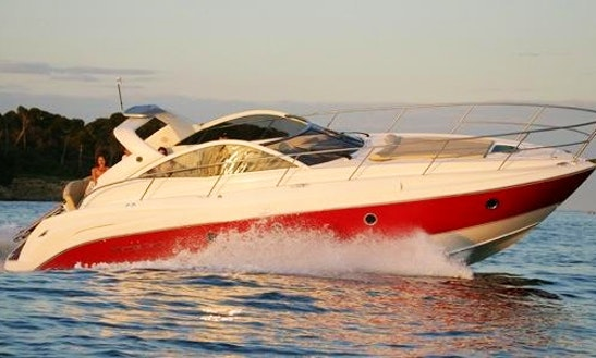 Charter Monte Carlo 37 Motor Yacht In Saint-tropez, France
