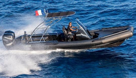 Charter Sillinger 900 Rigid Inflatable Boat In Saint-tropez, France