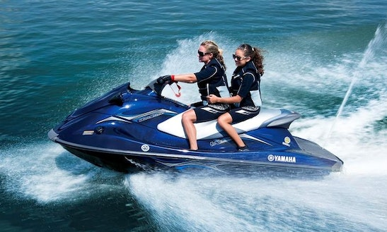 Rent A Jet Ski In Saint-tropez, France