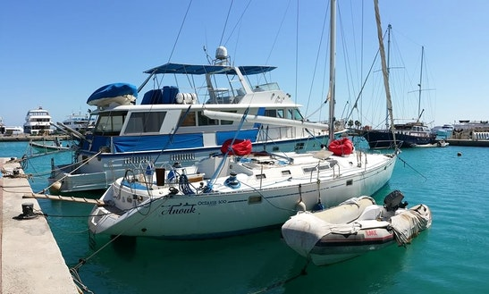 Charter Annouk Cruising Monohull In Red Sea Governorate, Egypt