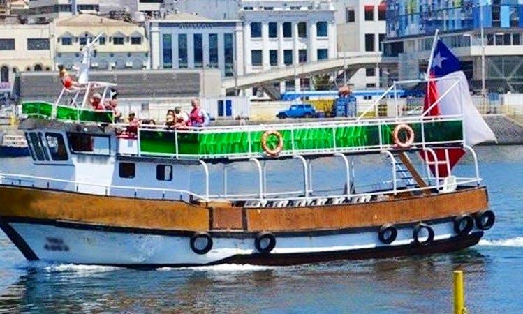 Musical Cruise Tour In Valparaíso