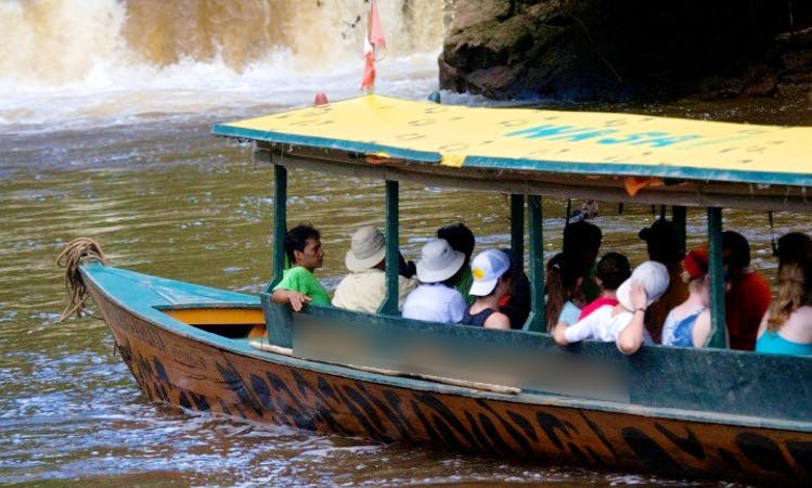 Passenger Boat Charter in Puerto Maldonado, Peru