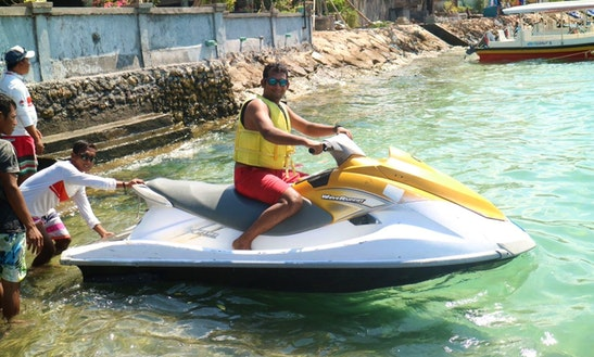 Book A Fun Jet Ski Ride In Kuta, Bali